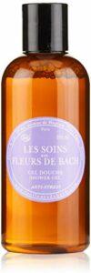 Elixirs & Co – Les Soins aux Fleurs de Bach – Gel Douche Anti Stress – Détente – Bien-être – Relaxation – Naturel – BIO – MADE IN FRANCE – 200ml