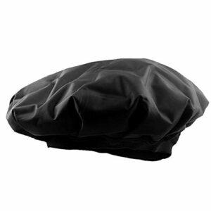 Facibom Bonnet de bain à l'huile de cuisson, gel chauffant, sèche-cheveux, pratique pour soins des cheveux, soins de beauté, spa chauffé et froid