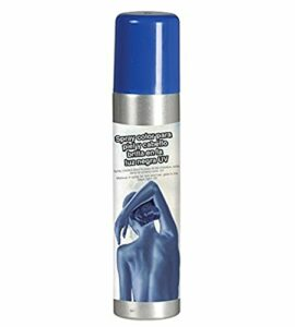 Guirca – Maquillage Spray, Bleu, 75 ML, Couleur, 004.gu17129
