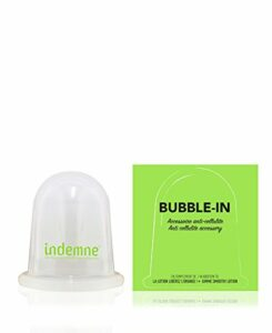 Indemne Bubble-In Ventouse Amincissante Anti-Capitons