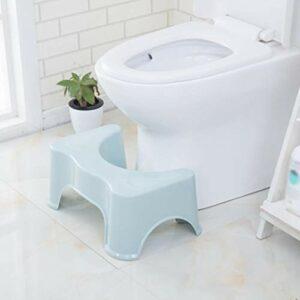 Le tabouret de toilette accroupi, anti-dérapant for salle de bain, soulage la constipation, ballonnements |Aligne le côlon for un soulagement plus rapide et plus facile |Posture de toilette appropriée