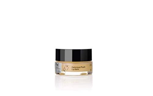 Luxury BIO Cosmetics – Sorbet à lèvres et mangue à l'ananas, extraits de fruits exotiques, la couche protectrice forme le sorbet pour les lèvres – types de peau: tous (15 ml)