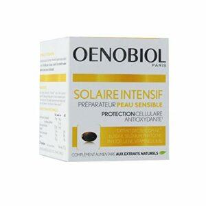 Oenobiol – Intensif Preparateur Peaux Sensibles 30 Capsules Solaire Oenobiol
