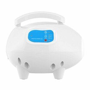 Tapis de bain à bulles baignoire spa masseur paramètres de bulle réglables et machine de Massage de stérilisation à l'ozone avec tuyau d'air étanche antidérapant(MOI)