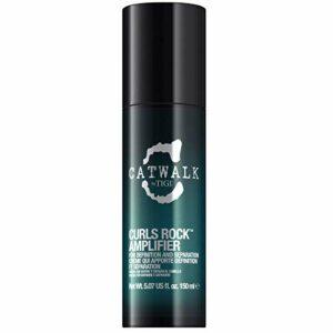 Tigi – CATWALK Curls Rock Amplifier – Crème pour Cheveux Bouclés – 150 ml