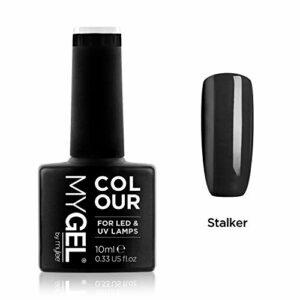 Vernis à ongles MyGel, de MYLEE (10ml) MG0112 – Stalker Manucure UV/LED Nail Art Pédicure pour un usage professionnel dans le salon et à la maison – Durable et facile à appliquer