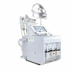 YJF-MRY 8 en 1 Multifonction multifonctionnelle d'oxygène d'hydrogène Bulle de Massage Micro Instrument de rajeunissement de la Peau Suppression des Rides de beauté