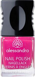 alessandro Vernis à Ongles 144 Pink Cadillac, 10 ml