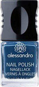 alessandro Vernis à Ongles 160 Blue Lagoon, 10 ml