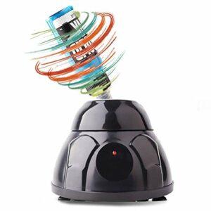 BGSFF Lab Mini Vortex Mixer 4000rpm Vortex Shaker Salon Mixer Mix jusqu'à 30 ML pour Vernis à Ongles, adhésifs pour Cils, peintures, pigments de Maquillage permanents, Encre de Tatouage