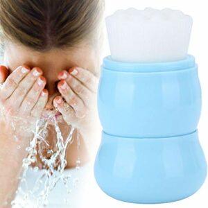 Brosse pour le visage, brosse de nettoyage pour le visage, brosse pour le visage à l'épluchage manuel imperméable Brosse de massage raffermissante pour un nettoyage en profondeur pour tous les types