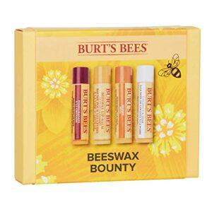 Burt's Bees Coffret Cadeau 4Soins Hydratants Cire D'Abeille Suprême 4,25G 1 Unité