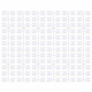 Carte de couleur de vernis à ongles réutilisable de bonne texture, affichage de vernis à gel, matériaux de haute qualité magasin de salon pour la maison salon de beauté(3 packs of 6 pieces)