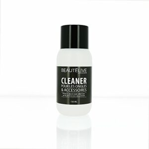 Cleaner pour ongles et accessoires Cleaner pour ongles et accessoires Beautélive