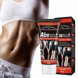 Crème anti-cellulite du ventre, crème pour les abdominaux, crème amincissante pour le corps, crème pour les muscles abdominaux pour hommes, crème pour brûleur de graisse
