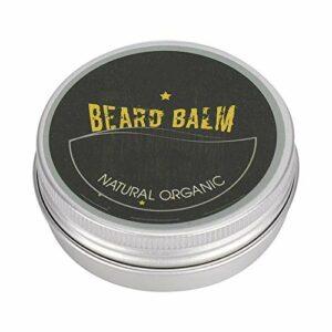 dgtrhted Barbe Revitalisant Naturel Baume hydratant Mustache Cire coiffante Soins Barbe (de 30g)