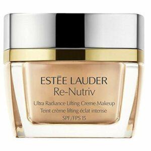 Estee Lauder Re-Nutriv Radiance Ultra Levage Crème SPF 15 Maquillage écru