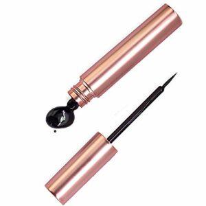 Eyeliner Magnetique Liquide Eye Liner Noir Pinceau Waterproof Pointe Fine, Aucune Colle Fau Cils Requise, Stylo Yeux Convient pour Faux Cils Magnetic