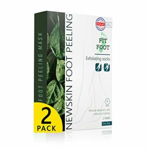 FitFoot peeling pied baby foot masque pied chaussette exfoliante pied soin pied peau morte callus peeling pieds 2 paires