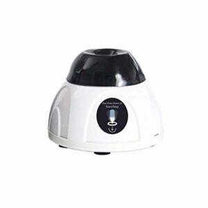 GPWDSN Agitateur électrique Vortex Pigment Shaker, mélangeur d'encre avec Base en Caoutchouc 4000PRM Parfait pour Vernis à Ongles/adhésifs pour Cils/pigments de Maquillage