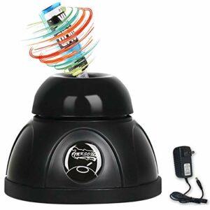 GPWDSN Mini mélangeur Vortex, mélangeur de Salon Vortex Shaker Rechargeable 8700 TR/Min, pour Vernis à Ongles à l'encre, peintures adhésives pour Cils, pigments de Maquillage permanents, Non