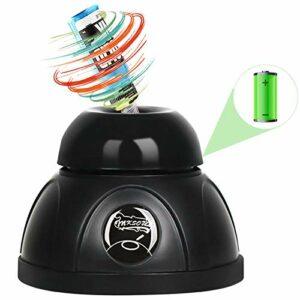 GPWDSN Mini mélangeur Vortex, mélangeur de Salon Vortex Shaker Rechargeable 8700 TR/Min, pour Vernis à Ongles à l'encre, peintures adhésives pour Cils, pigments de Maquillage permanents, rec