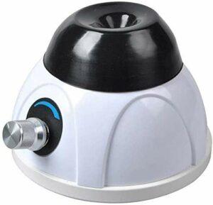 GPWDSN Mini mélangeur Vortex, Vernis à Ongles Portable Vortex Mixer, adhésifs pour Cils, peintures, pigments de Maquillage permanents, Encre, mélange jusqu'à 50 ML (Vitesse réglable)