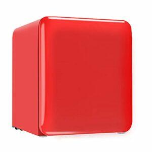 GYMO Réfrigérateur De Beauté, Petit Réfrigérateur Domestique De 50 litres, Système De Température Constante, Sept Niveaux Réglables, Utilisé pour Stocker des Produits De Soins De La Peau