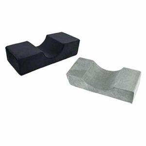 Hellery Lot de 2 Oreillers D'extensions de Cils Semi-permanents Confortables pour