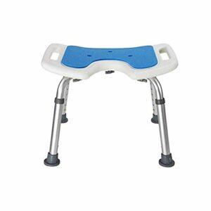 JJZXD Tabouret de Douche avec siège rembourré – Douche Banc de Bain Chaise for Personnes âgées, Bain à Handicap Douche Sièges for Adultes
