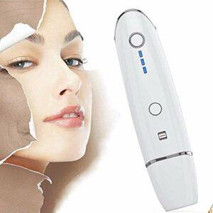 KJRJKD Mini Hifu ultrasonique RF lifting visage rides enlèvement ligne V-forme anti-âge de la peau de serrage Dispositifs de soins des yeux Beauté for la maison SPA