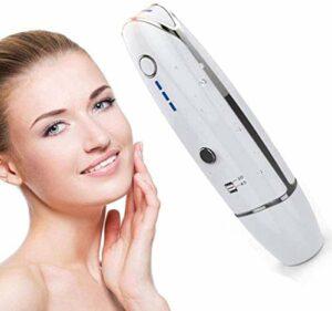 KJRJKD Mini ultrasons RF lifting visage rides enlèvement ligne V-forme anti-âge de la peau de serrage Dispositifs de soins des yeux Beauté for la maison SPA