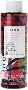 Korres Gel Douche, Rose du Japon, 250 ml