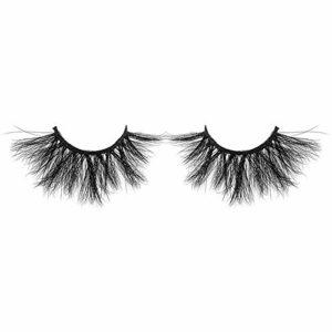 LKR Si Belle Cils, Doux Mink Cheveux Faux Cils Extensions, Cils Kiss Long et épais 3D Fluffy for Outil de Maquillage Cils Vous Apporter la beauté (Color : 25mm 88-4)