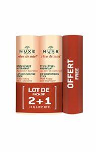 Nuxe Rêve de Miel Stick Lèvres Hydratant 4 g 2 + 1 Offert