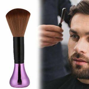 Poignée unique pour le cou, brosse pour le cou, pour les voyages, l'usage domestique, l'usage domestique, la coiffure professionnelle, les soins personnels, l'utilisation en(Red)