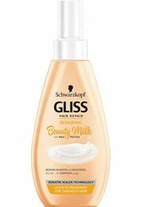Schwarzkopf Gliss Hair Repair Beauty Milk Protein Spray Soin 150 ml