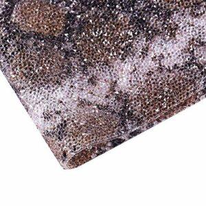 TYWZJ Diamant Nail Art Tapis de Table Salon Pratique Coussin Paillettes Coussin Oreiller Support à Main Pliable Gommage Repose-Main manucure Outils