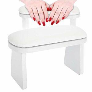 TYWZJ manucure Oreiller à Main Repose-Ongles Coussin manucure Table Tapis Bras Poignet Repose-Main Coussin de Salon