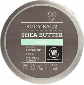 Urtekram Crème de karité Pure bio pour le corps 140 ml