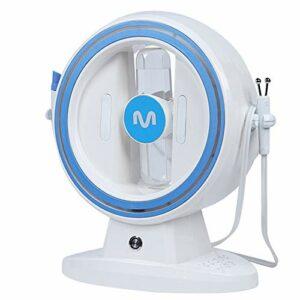 YJF-MRY Petite Machine de beauté de Bulle, Instrument Facial de beauté de décapant de Pore d'aspiration de Vide de Machine de Levage de Peau pour Le Retrait de Ride de rajeunissement de Peau