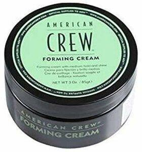 American Crew – Crème de Modelage pour Cheveux – Fixation et Brillance Moyenne – Forming Cream – 85g