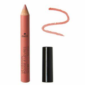 Avril Crayon Rouge à Lèvres Certifié Bio Rose Délicat 2 g