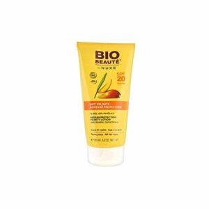 Bio Beauté Lait Velouté Moyenne Protection SPF 20 150 ml