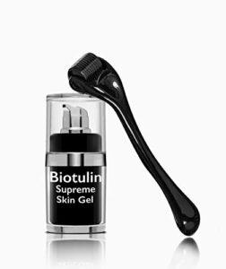 Biotulin Supreme Skin Gel + Rouleau de Peau 15 ml