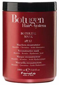 Botugen hair system – Masque reconstructeur – Cheveux trés abimés – Botolife – kératine – acide hyaluronique – 1000ml