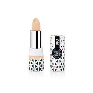 Charlotte Make Up – Le Correcteur Anti-Cernes – Stick – Maquillage Bio – Teinte : Ivoire – Masquer Toutes les Imperfections – Fini Satiné et Naturel – Long Tenue – 100% Ingrédients Origine Naturelle