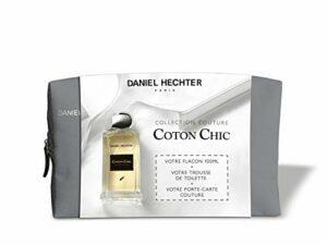 DANIEL HECHTER Collection Couture Trousse Coton Chic Eau de Toilette/Porte-Carte