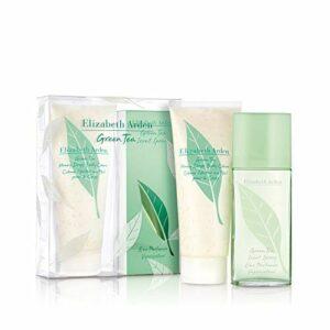 Elizabeth Arden Coffret Green Tea Eau Parfumée Vaporisateur Femme 100 ml + Crème Nectar au Miel pour Corps 200 ml