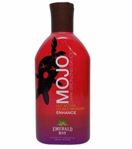 Emerald Bay Mojo Hot Action Double Soin amplificateur de bronzage